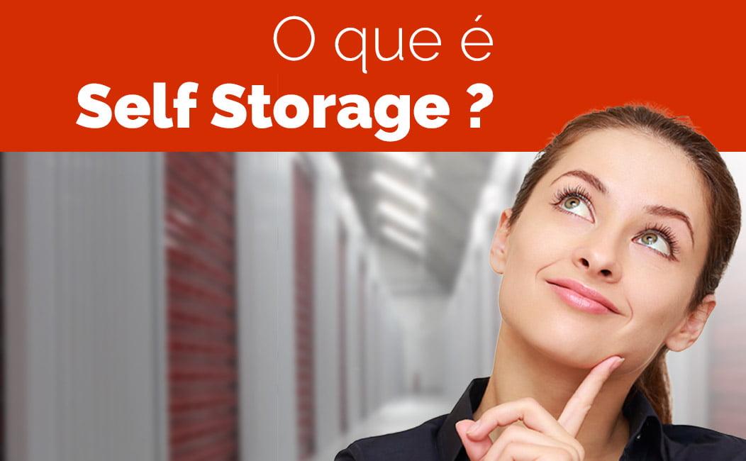 O que é Self Storage