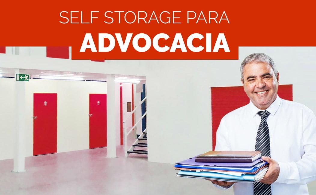 Self Storage para Advocacia