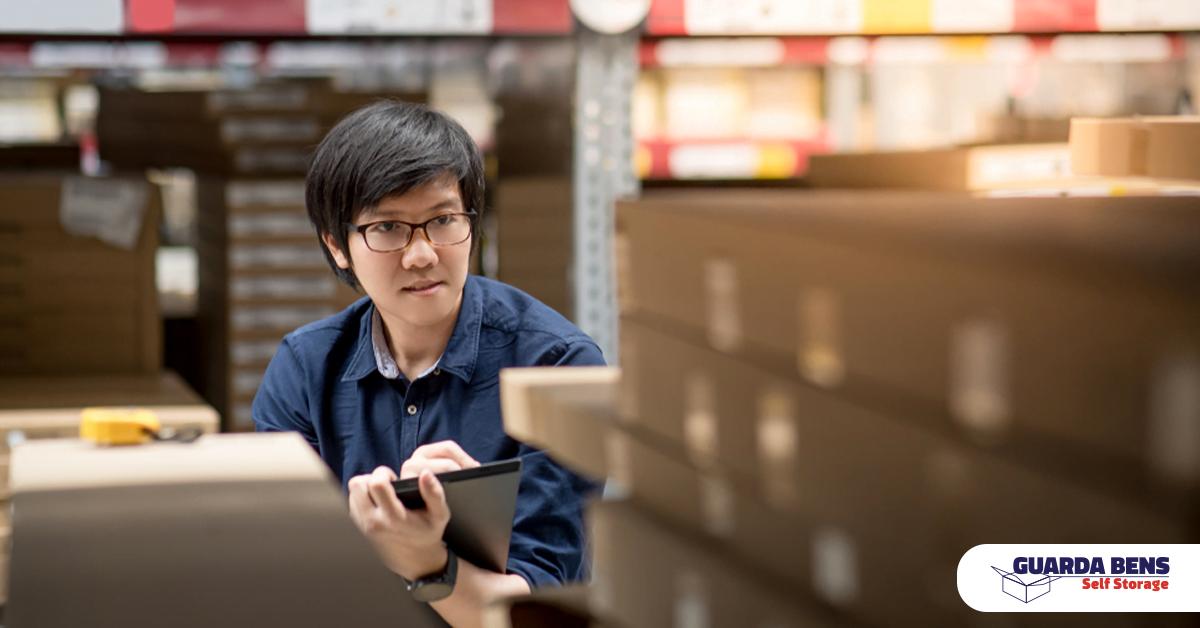 Como saber se minha empresa está precisando do serviço de self storage?
