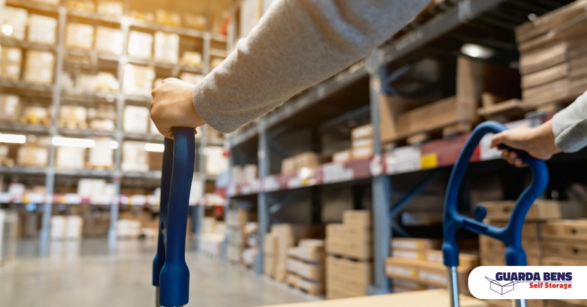 Por que o serviço de self storage deve ser visto como um parceiro na estratégia de logística da sua empresa?